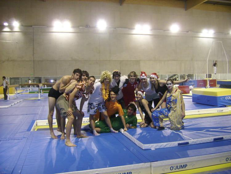 Photo de classe gym au suaps de 2007 universit de reims - Universite reims champagne ardenne bureau virtuel ...