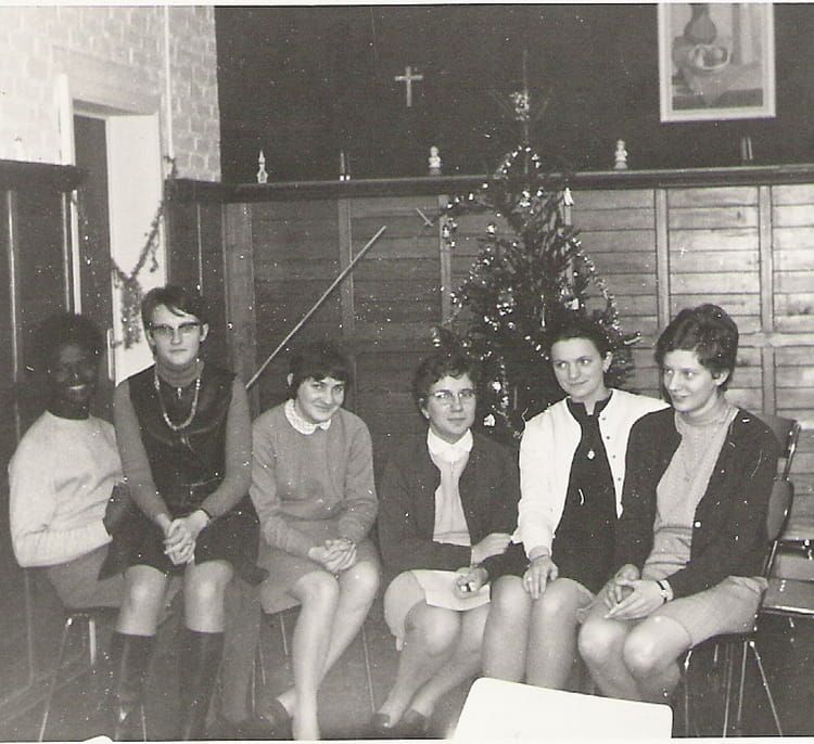 photo de classe 2 me r gendat math nivelles de 1968 ecole normale catholique du brabant wallon. Black Bedroom Furniture Sets. Home Design Ideas