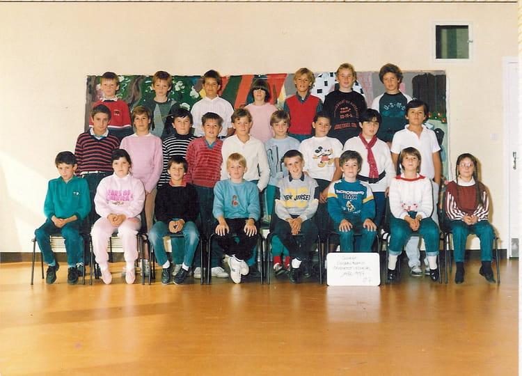 photo de classe 6eme7 de 1986 coll ge l 39 oiseau blanc copains d 39 avant. Black Bedroom Furniture Sets. Home Design Ideas