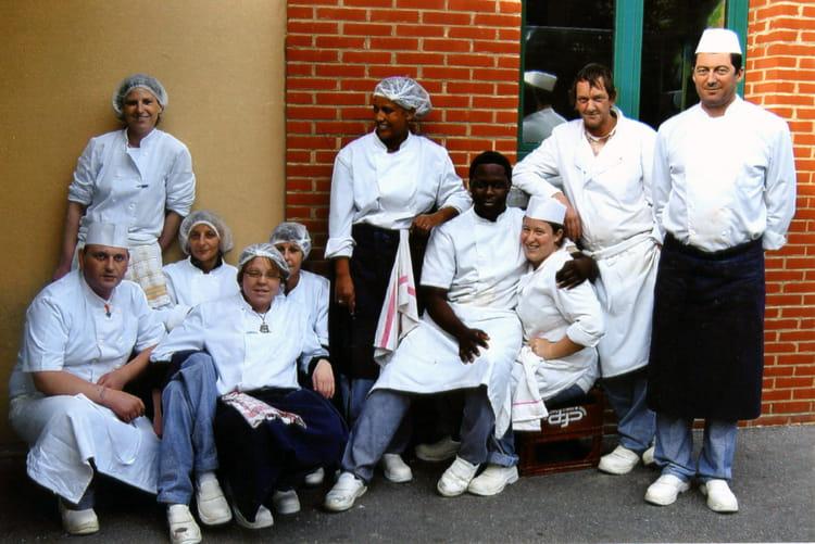 photo de classe cuisine/bailleux de 2009, centre afpa - copains d