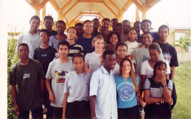 Photo de classe Seconde TSA 03 de 1997, Lycée Du Nord De La