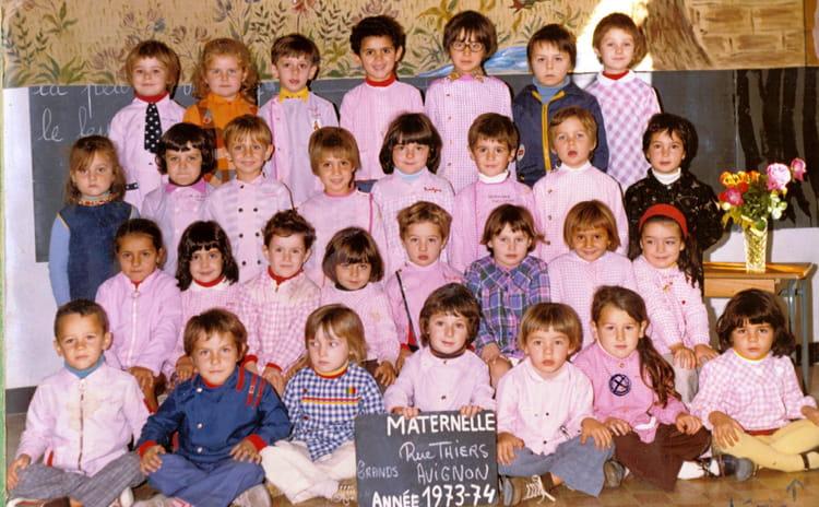 Photo de classe maternelle grande section rue thiers - Ecole de decoration avignon ...