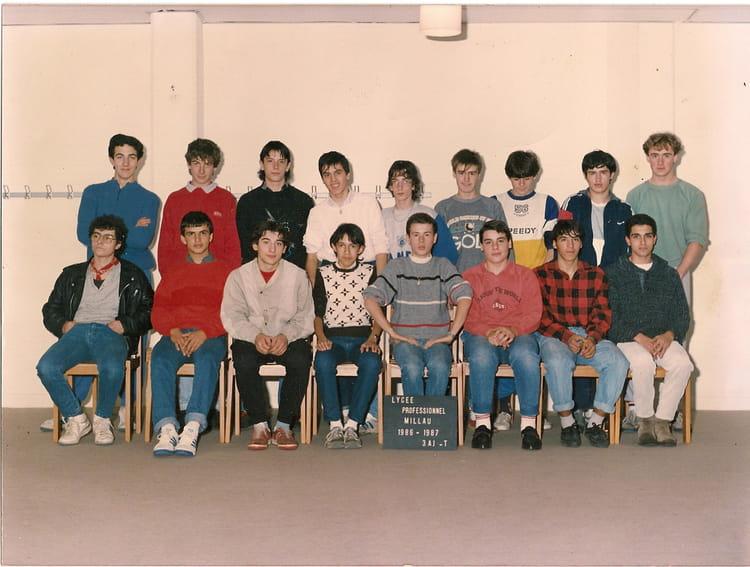 photo de classe cap bep mecanique generale de 1986 lyc e professionnel jean vigo cit scolaire. Black Bedroom Furniture Sets. Home Design Ideas