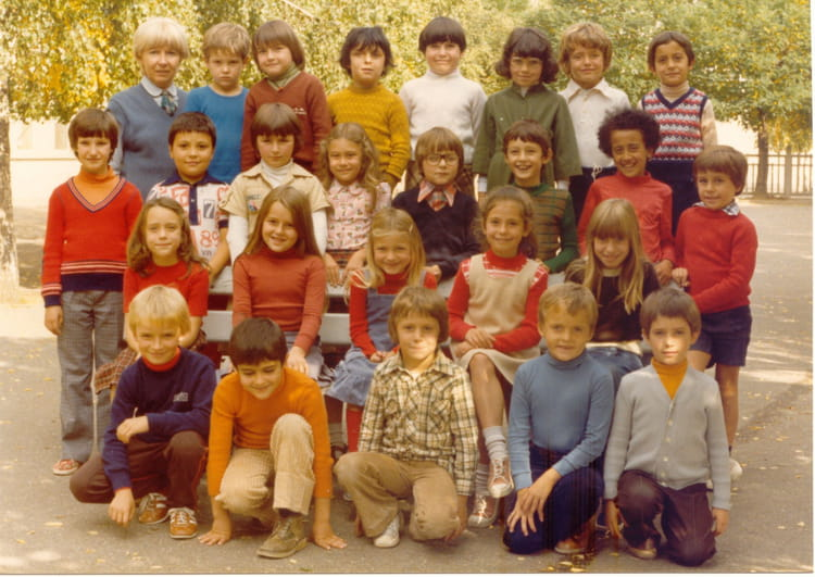 photo de classe ce1 de 1979 ecole alsace lorraine copains d 39 avant. Black Bedroom Furniture Sets. Home Design Ideas