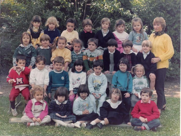 photo de classe 2eme maternelle de 1986 ecole st maur copains d 39 avant. Black Bedroom Furniture Sets. Home Design Ideas