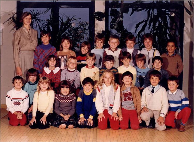 photo de classe ce2 de 1984 ecole alexis conio witry les reims copains d 39 avant. Black Bedroom Furniture Sets. Home Design Ideas