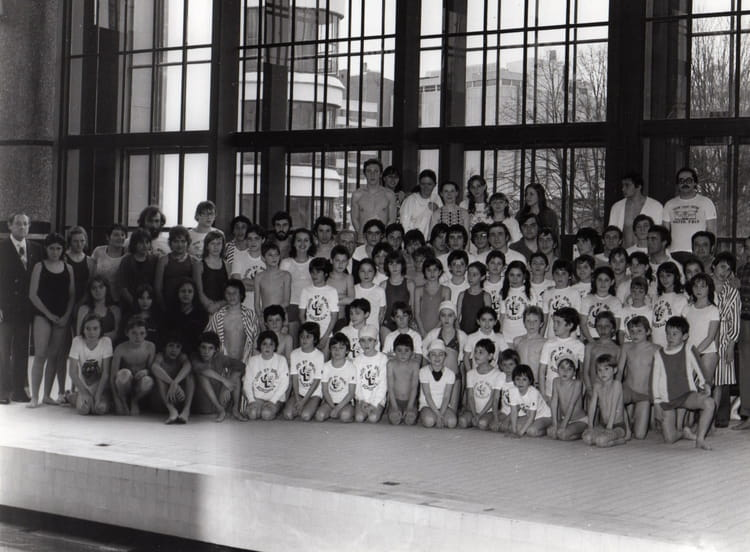 Photo de classe club piscine judaique de 1978 saint bruno for Piscine judaique
