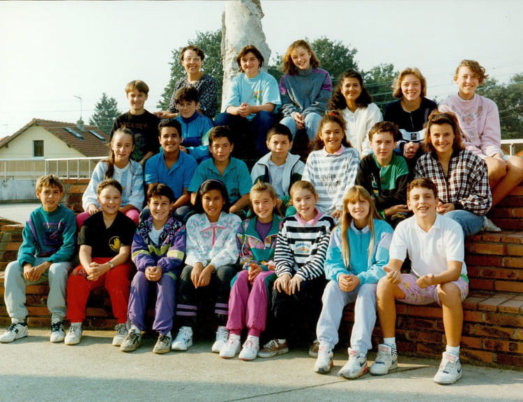 photo de classe 5 me de 1992 coll ge jules ferry copains d 39 avant. Black Bedroom Furniture Sets. Home Design Ideas