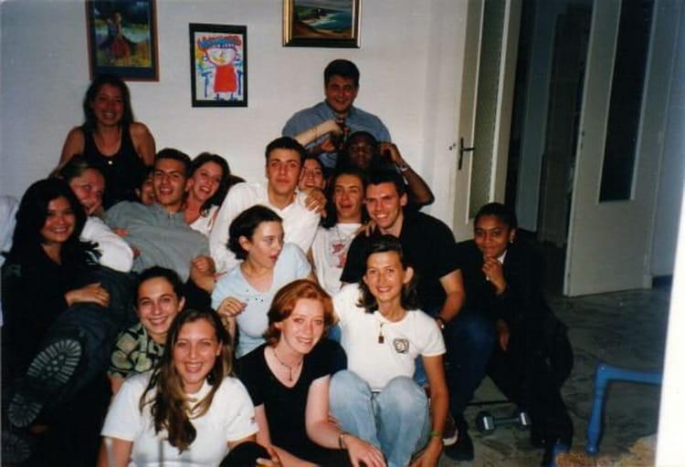 1998 - bts action co - lycée albert calmette