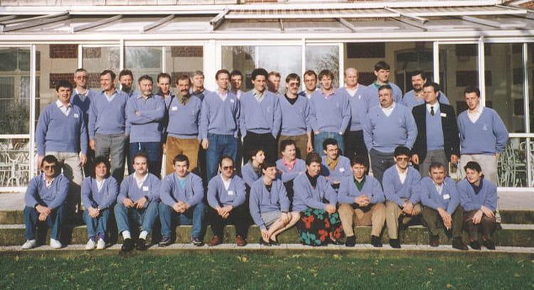 Photo de classe lodestar 1991 de 1991 tioxide europe sas for Salon o d ange saint georges des gardes