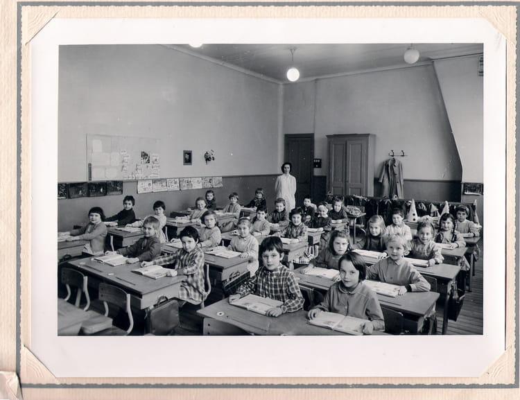 photo de classe ecole des gobelins le havre de 1963 ecole gobelins copains d 39 avant. Black Bedroom Furniture Sets. Home Design Ideas