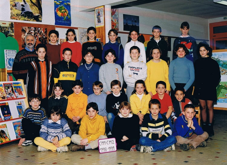 photo de classe cm2 de 1998 ecole la renardiere la suze sur sarthe copains d 39 avant. Black Bedroom Furniture Sets. Home Design Ideas