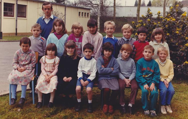 Photo de classe cp de 1986 ecole jean jaures longuenesse - Art cuisine longuenesse ...