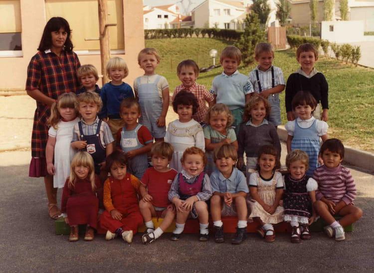 Photo De Classe 1ere Annee Maternelle De 1984 Ecole Champ Bouvier