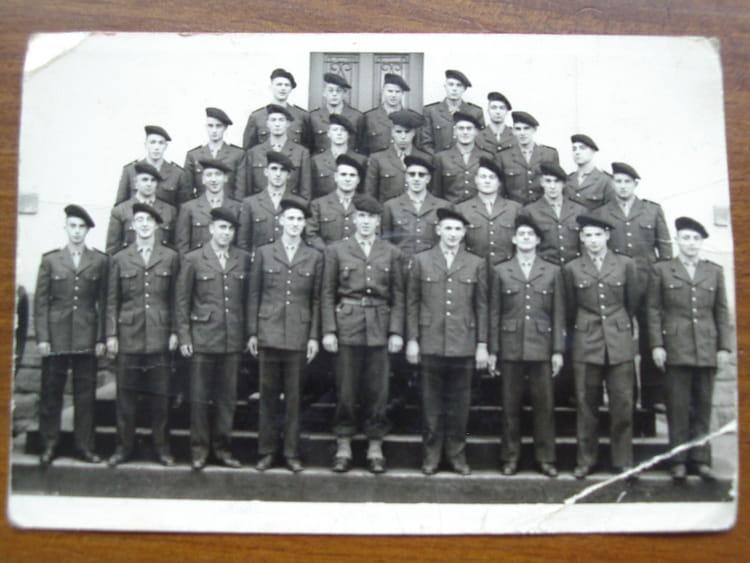 Photo De Classe Incorporation Novembre 1965 De 1965  1er R