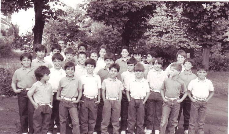 Les Poppsy au Bois de Boulogne dans les années 1970 3023059