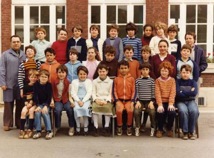 Photo de classe cm1 de 1980 ecole jean jaures vendin le - Vendin le vieil ...