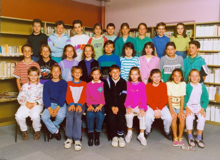 photo de classe 6 me 4 de 1990 coll ge c te legris copains d 39 avant. Black Bedroom Furniture Sets. Home Design Ideas