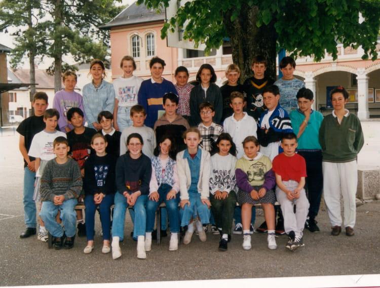 Photo de classe 6 demotz 6 me3 1995 1996 de 1996 coll ge - L ecole de cuisine de sara gratuit ...