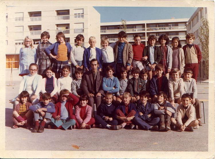 Photo de classe cm2 de 1973 ecole jean giono albert - Lycee craponne salon ...