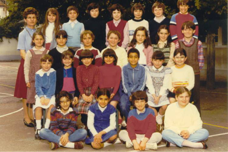 photo de classe cm1 ecole edm fr my versailles en 1982 de 1982 ecole rue edme fremy. Black Bedroom Furniture Sets. Home Design Ideas