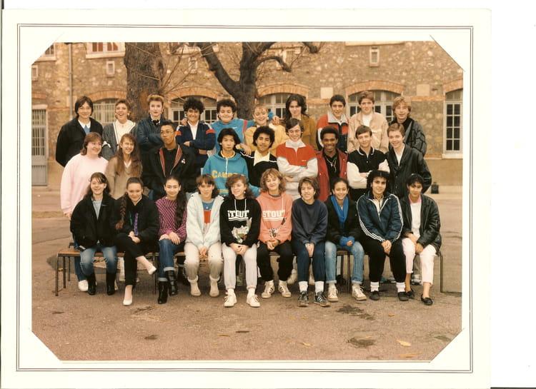 Photo de classe 3pec de 1986 lyc profesionnel marceau for Garage marceau colombes avis