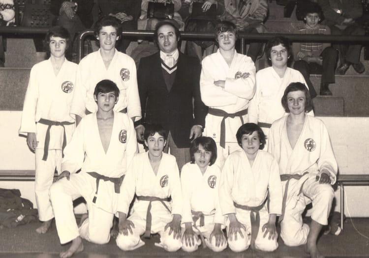 club judo cannes