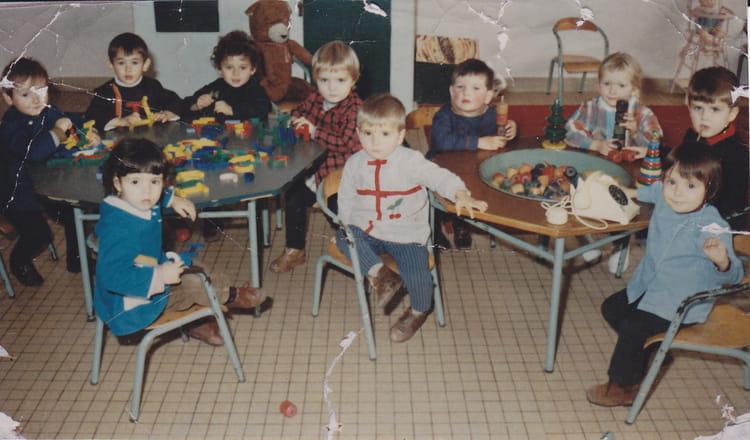 Photo de classe petite section de 1970 ecole leonce - Cours cuisine la roche sur yon ...