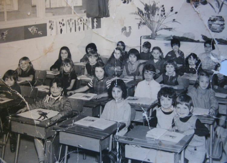 photo de classe cp ce1 de 1969 ecole jean jaures copains d 39 avant. Black Bedroom Furniture Sets. Home Design Ideas