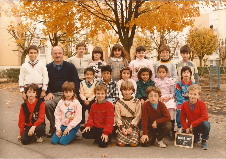 Photo de classe ce2 de 1986 ecole clos dion montereau - Monsieur bricolage montereau ...