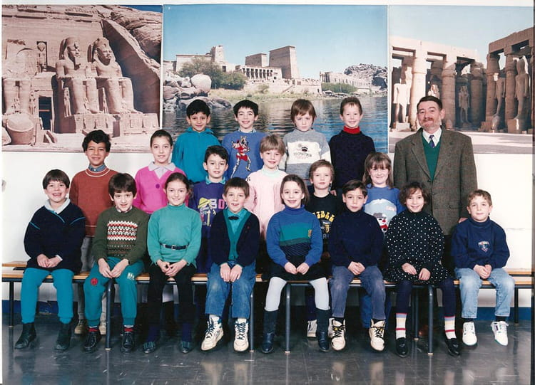 photo de classe 1991 dje new de 1991 ecole le tricot villefranche de rouergue copains d 39 avant. Black Bedroom Furniture Sets. Home Design Ideas