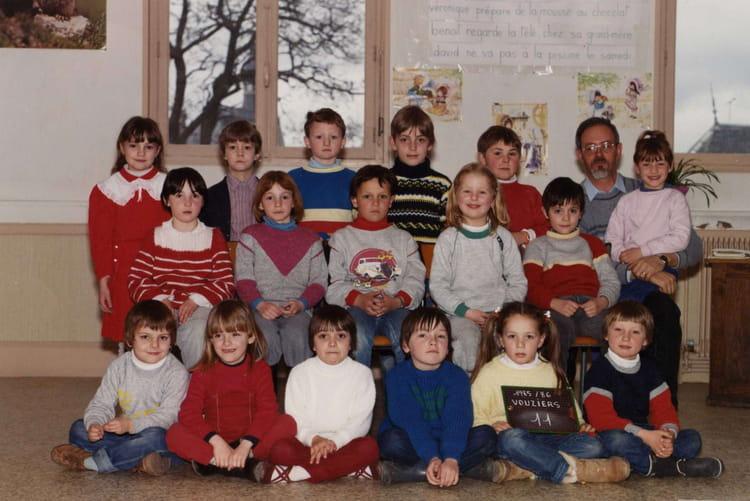 photo de classe cp de 1985 ecole abel dodeman vouziers copains d 39 avant. Black Bedroom Furniture Sets. Home Design Ideas