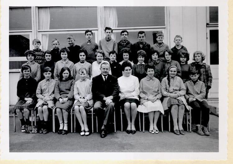 Photo de classe 5 me b de 1965 ecole des torpilleurs for Torpilleur cuisine