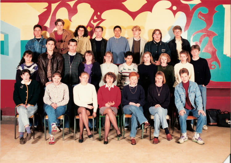 photo de classe 1ere s 39 de 1991 lyc e louis thuillier copains d 39 avant. Black Bedroom Furniture Sets. Home Design Ideas