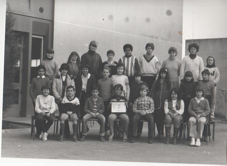 Photo de classe classe 6 me5 coll ge pablo n ruda st pierre des corps de 1 - Hormann st pierre des corps ...