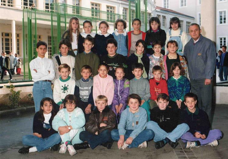 Photo de classe cm2 de 1991 ecole saint louis la roche - Cours cuisine la roche sur yon ...
