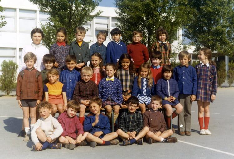 Photo de classe cp de 1970 ecole laennec la roche sur - Cours cuisine la roche sur yon ...