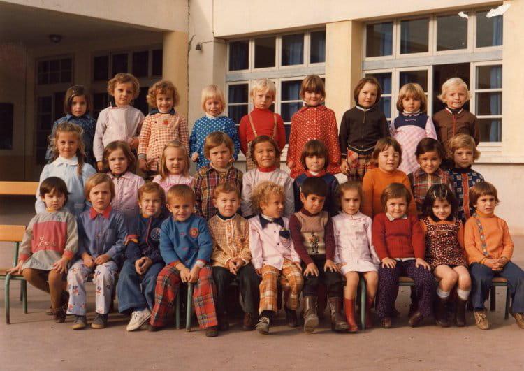 photo de classe la salis maternelle 1975 76 de 1975 ecole la salis la ciotat copains d 39 avant. Black Bedroom Furniture Sets. Home Design Ideas