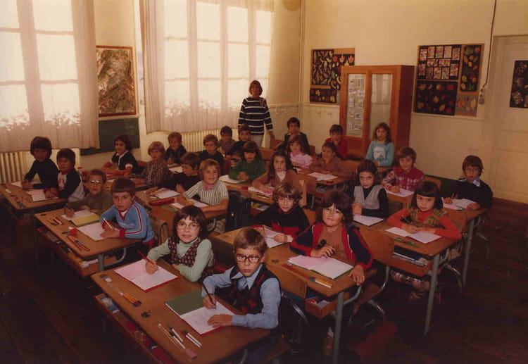 photo de classe ce2 de 1979 ecole du general de gaulle. Black Bedroom Furniture Sets. Home Design Ideas