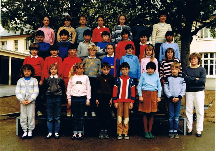 Photo de classe cm1 cm2 de 1982 ecole de gael montfort for Piscine montfort sur meu