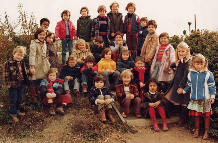 photo de classe maternelle 1980 1981 de 1980 ecole pablo neruda chalon sur saone copains d. Black Bedroom Furniture Sets. Home Design Ideas