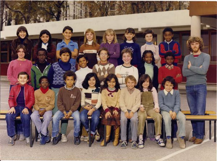 Photo de classe cm1 de 1979 college henri barnier for Pronote college jean moulin salon