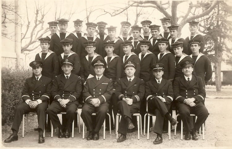 photo de classe ecole infirmiers ste de 1968 hia ste copains d avant