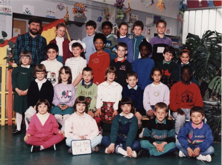 Photo de classe ce2 de 1988 ecole albert samain copains for Albert samain la cuisine
