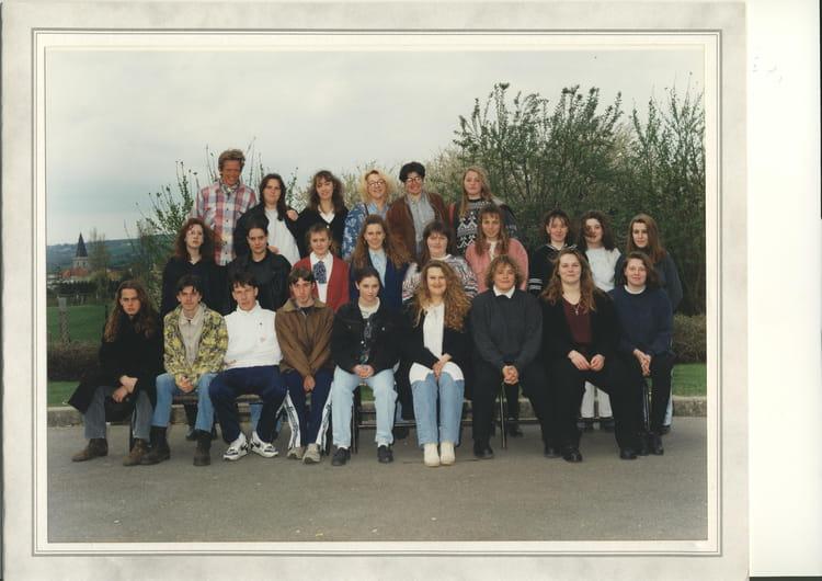 photo de classe lycee des 2 cap 1995 1996 de 1995 lyc 233 e des deux caps copains d avant