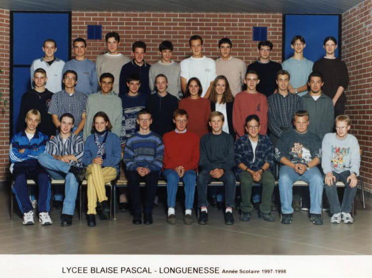 Photo de classe terminal s option ti de 1997 lyc e blaise - Art cuisine longuenesse ...