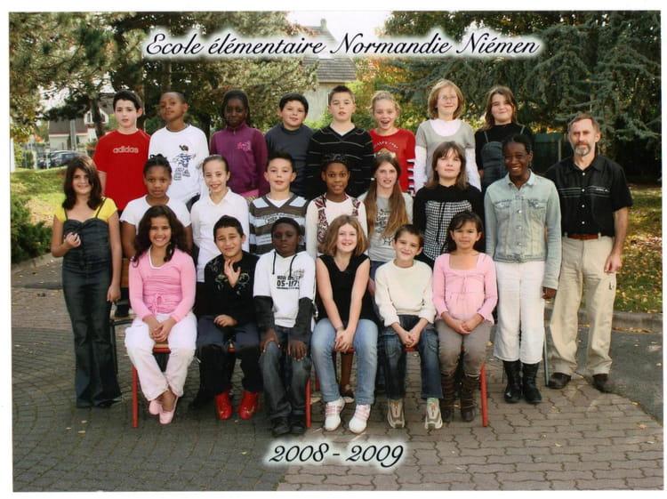 école normandie niemen