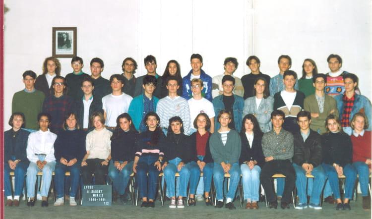 Photo de classe t c 12 de 1990 lyc e alphonse daudet for Lycee alphonse daudet