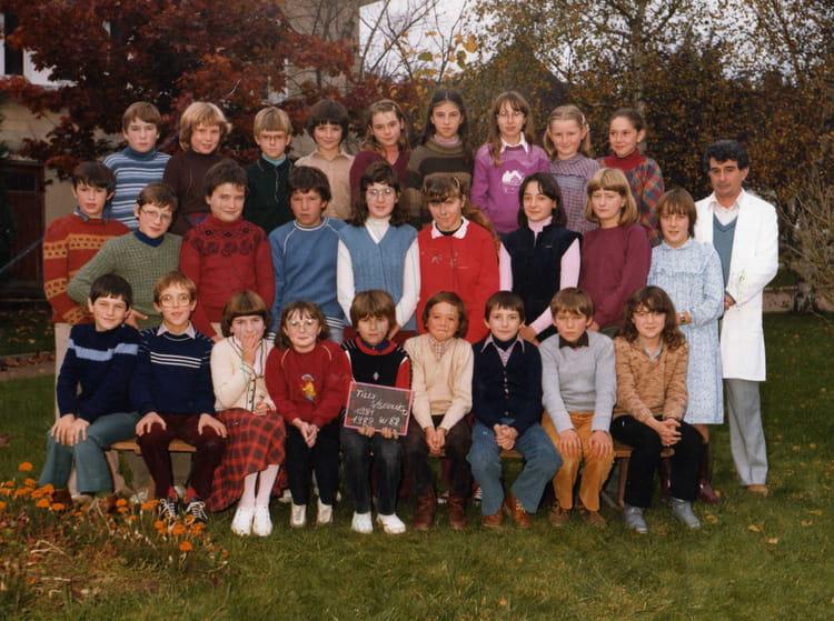 de classe 6é de 1981, Collège Du Bois Dorceau  Copains davant ~ College Bois D Orceau