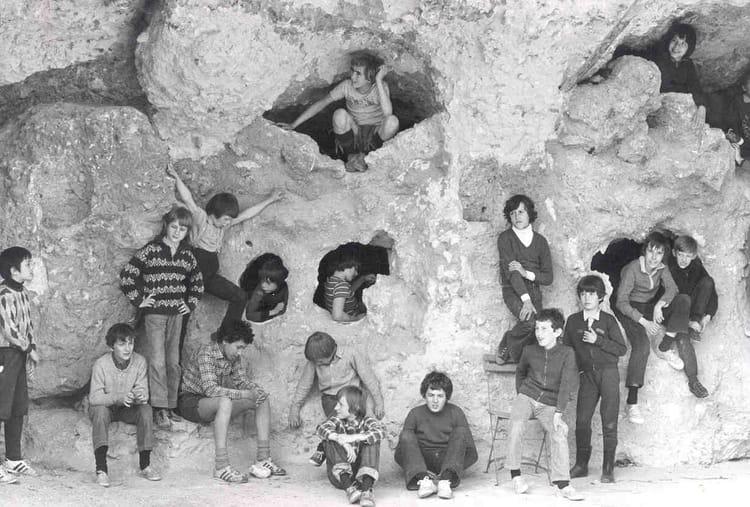 Les Poppsy au Bois de Boulogne dans les années 1970 2805477